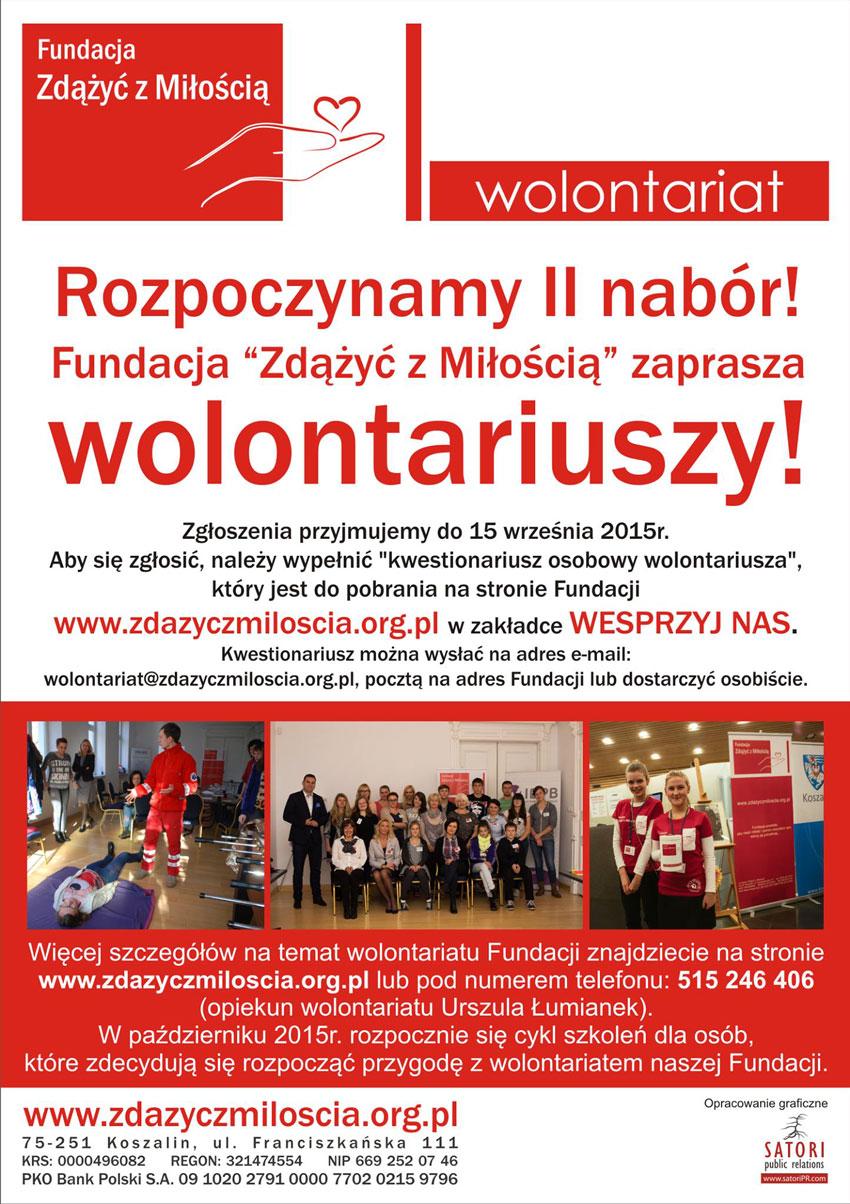 plakat_drugi_nabor_wolontariuszy