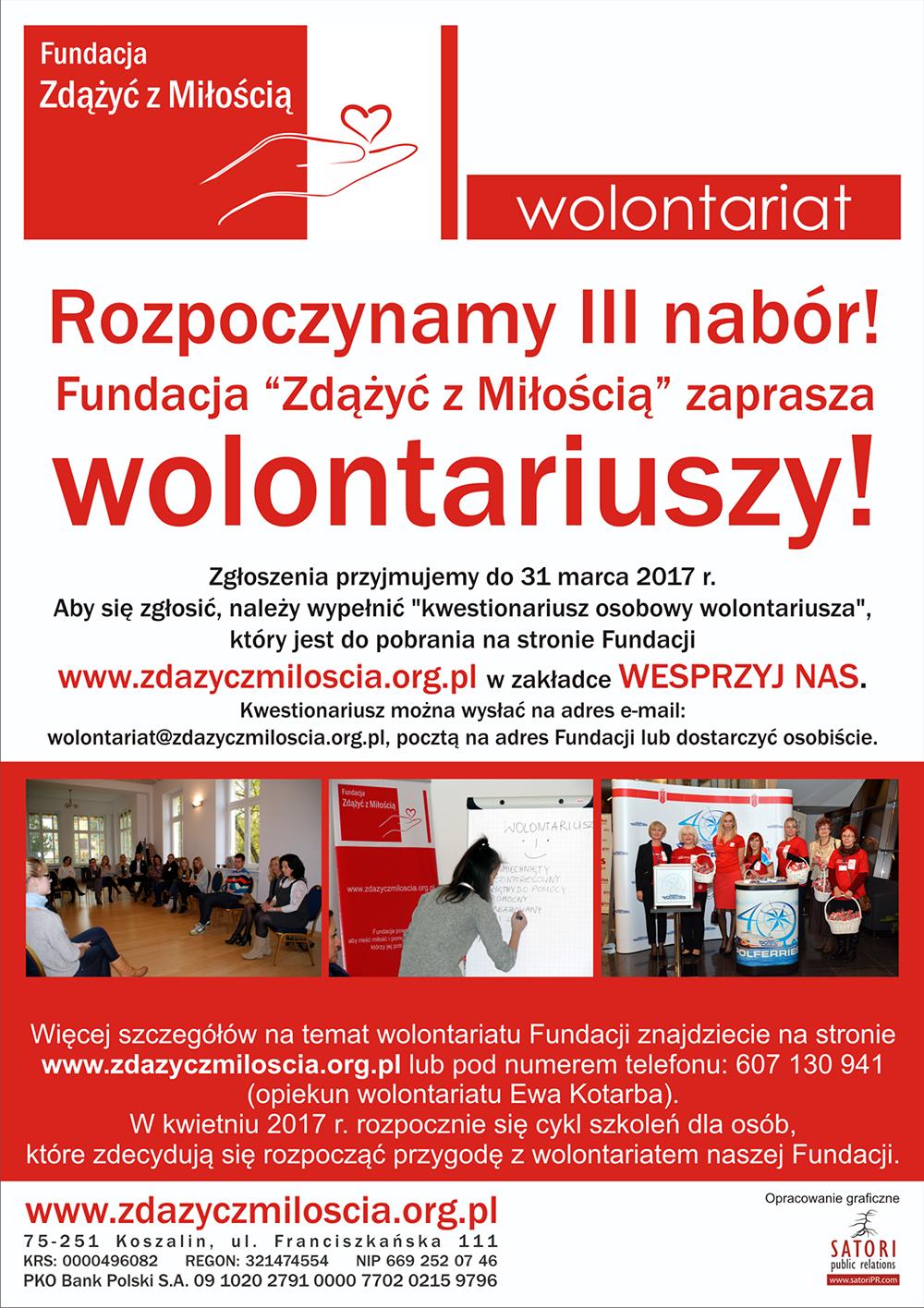 wolontariat III
